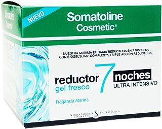 Somatoline Gel Fresco Reductor Ultra Intensivo 7 Noches, 400 ml