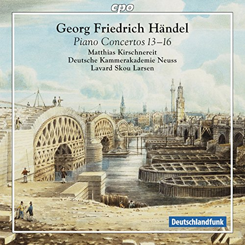 Keyboard Concerto No. 14 in A Major, HWV 296a: III. Grave. Organo ad libitum
