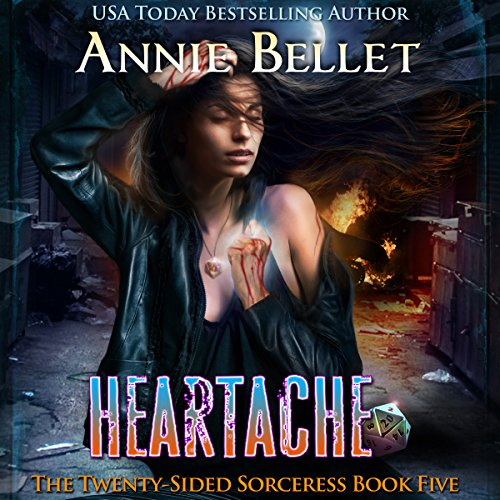 Heartache audiobook cover art