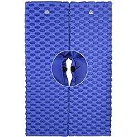 Deals on DEERFAMY Compact Sleeping Pads Camping Mats w/Pillows