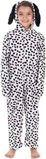 Charlie Crow Dalmatian Costume Lite for Kids 9-11 Years