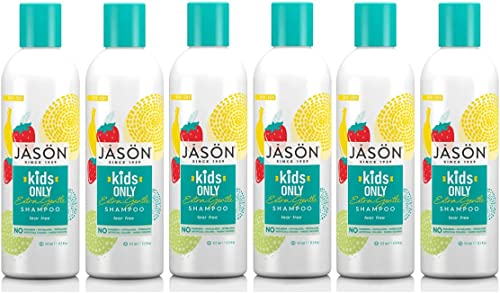 2021 JASON Kids outlet online sale Only! Extra sale Gentle Shampoo, 17.5 Ounce Bottles (Pack of 6) outlet sale