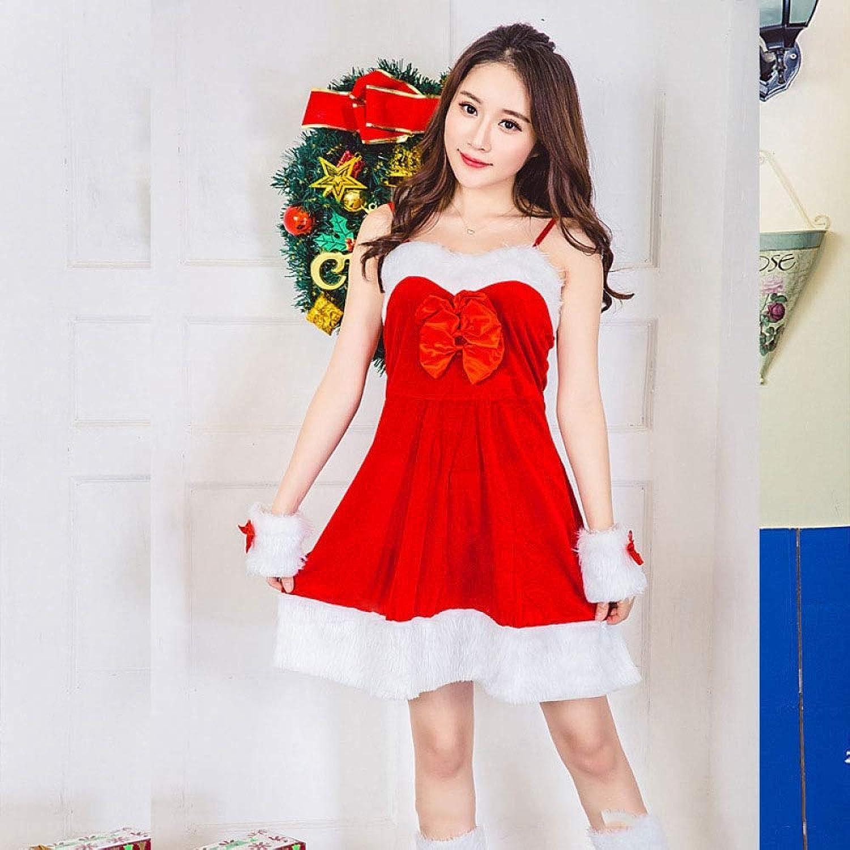 Yunfeng weihnachtsmann kostüm Damen Weihnachtskostüm Adult Christmas Kleid und Anzug-Cute Weihnachtsbaum Kostüm Erwachsene Weihnachtsfeier Cosplay Kostüm B07KQZ9R9K Spielzeugwelt, glücklich und grenzenlos    | Ruf zuerst