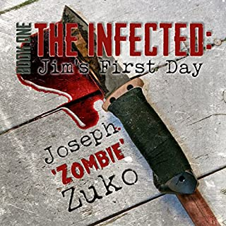 The Infected: Jim's First Day cover art