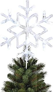 Best frozen tree topper Reviews