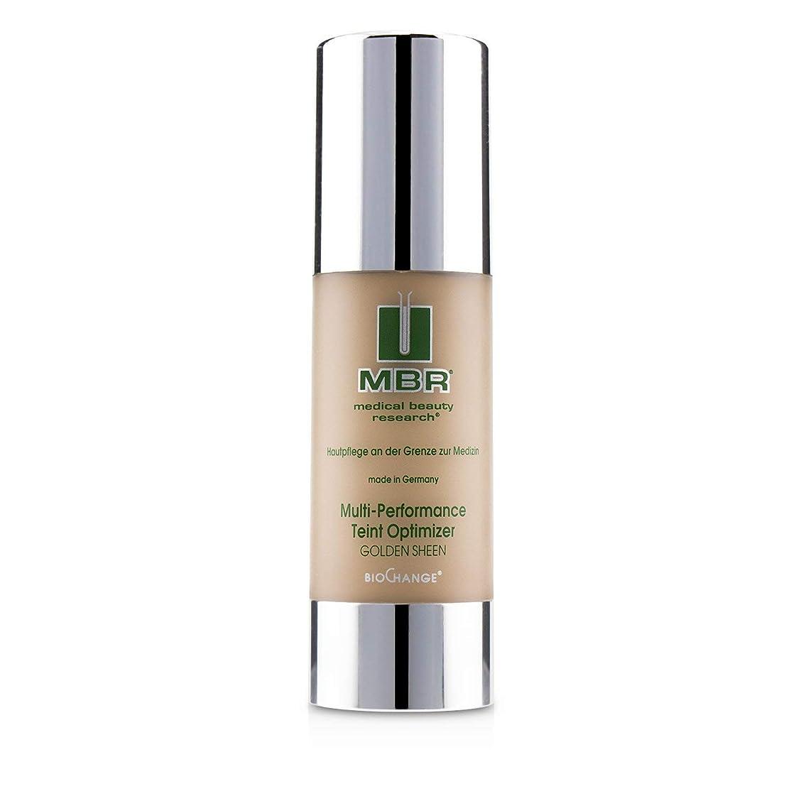 同僚あからさま火山MBR Medical Beauty Research BioChange Multi-Performance Teint Optimizer - #Golden Sheen 30ml/1oz並行輸入品