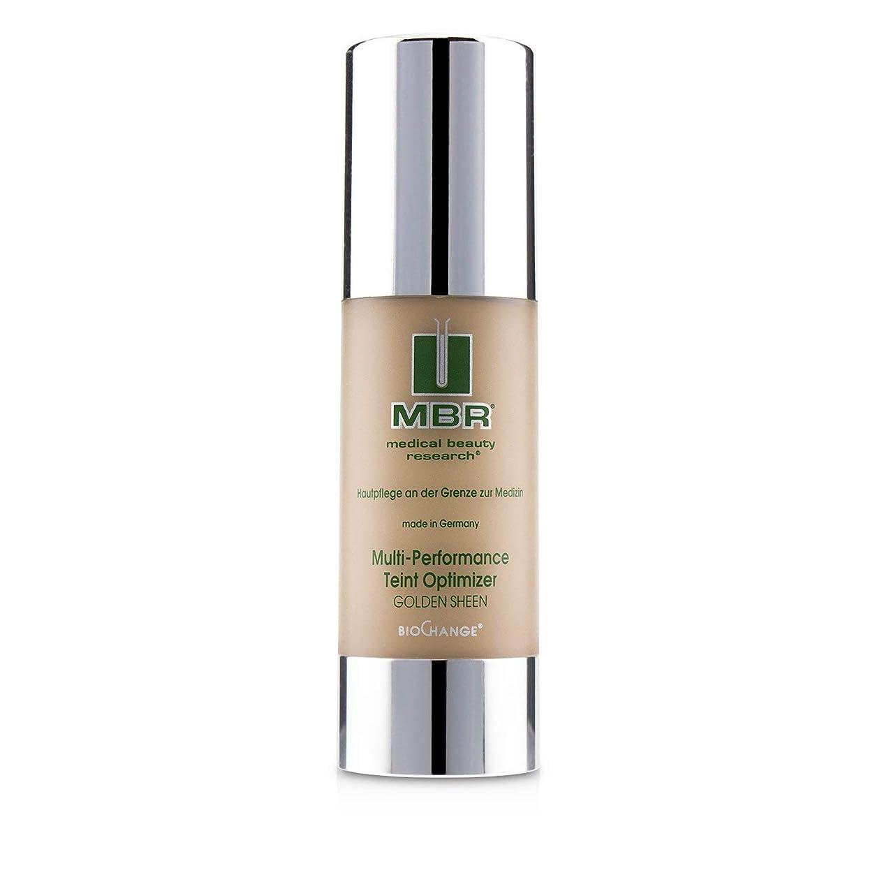 抵抗力がある姓マニフェストMBR Medical Beauty Research BioChange Multi-Performance Teint Optimizer - #Golden Sheen 30ml/1oz並行輸入品