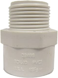 LASCO SCH-40 Cap 3/4INCH Diameter