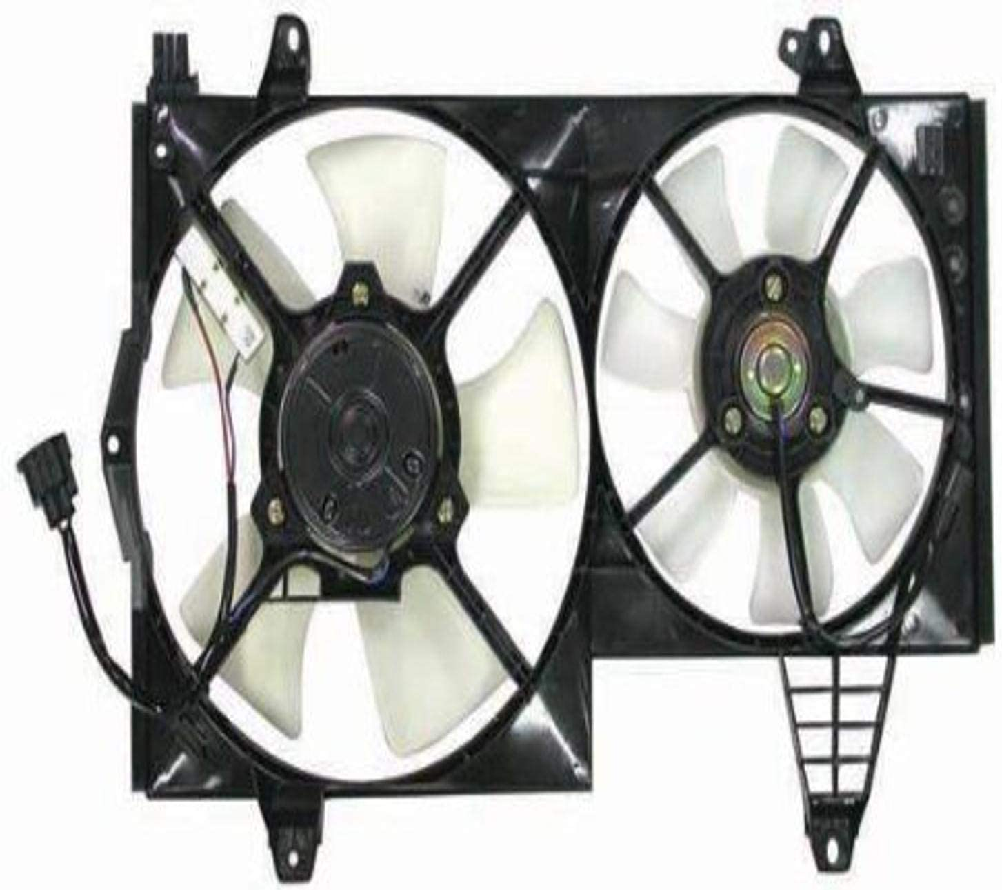 DEPO 373-55004-000 Replacement Engine Special price for Online limited product a limited time Cooling Fan Assembly This