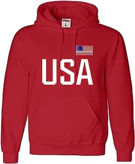 Adult USA National Pride Sweatshirt Hoodie