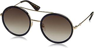Gucci GG0061S Womens Round Sunglasses Size ...