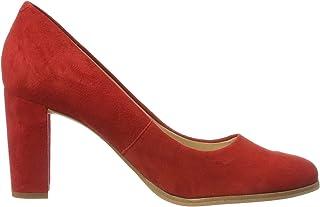 Amazon.es: zapatos rojos de tacon
