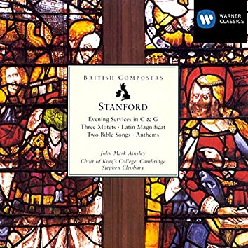 Stanford: Sacred Choral Works