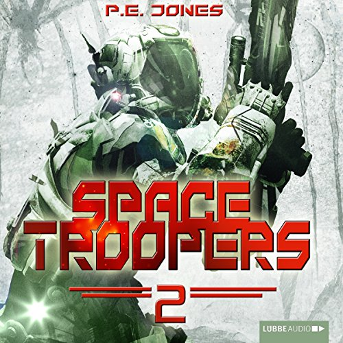 Krieger (Space Troopers 2) cover art