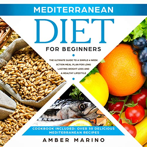 Mediterranean Diet for Beginners cover art