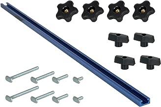 POWERTEC 71170 Universal T-Track Kit; Including 48