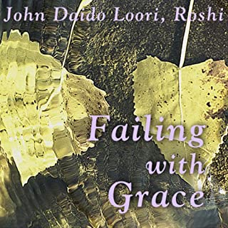 Failing with Grace audiobook cover art