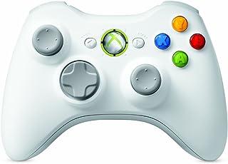 Xbox 360 ワイヤレス コントローラー (ピュア ホワイト)