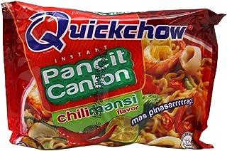 Quickchow Pancit Canton Chilimansi Flavour, 65 gm