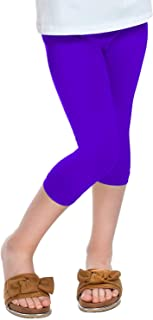 effetto jeans LC WAIKI Leggings lunghi elasticizzati Basic per bambina