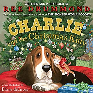 Charlie and the Christmas Kitty cover art