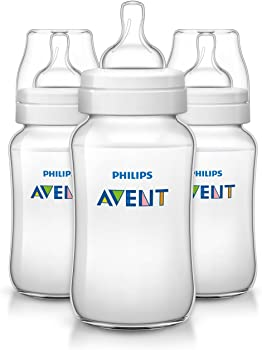 3-Pack Philips Avent Anti-colic Baby Bottles