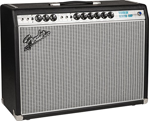 Buy Fender Amplifiers Vintage Modified 68 Custom Vibrolux Reverb Tube Guitar Amplifier