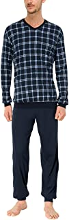 Schiesser Men's Anzug Lang Pyjama Sets