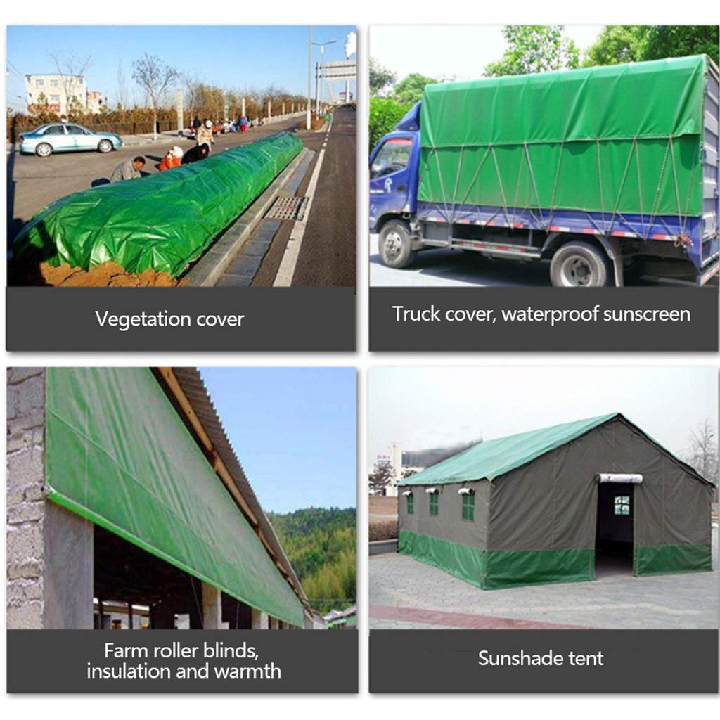 NJCG Paño Impermeable Protector Solar a Prueba de Agua Lona Gruesa con Aislamiento Camión Oxford Toldo Toldo Lona Exterior Lona (Tamaño : 3 * 3m): Amazon.es: Hogar