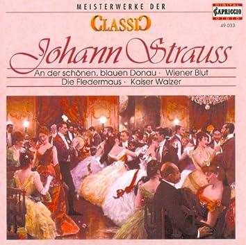 Classic Masterworks - Johann Strauss Ii