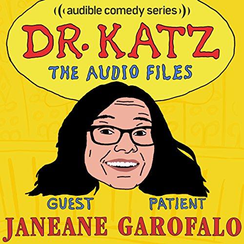 Ep. 12: Janeane Garofalo cover art