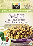 365 Everyday Value Organic Peanut Butter and Cocoa Balls, 10 oz