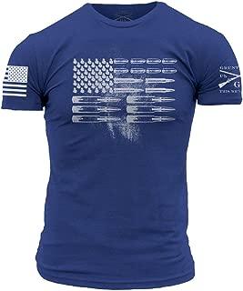 Grunt Style Ammo Flag Men's T-Shirt