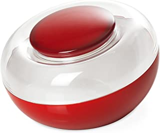 Omada M4230RR Movida Cookie Jar with Sealed Cover, Red Ruby