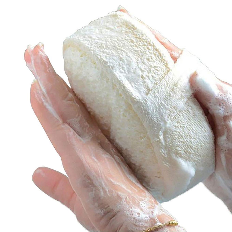 グリップ幅吸収剤YIGO ボディスポンジ シャワースポンジ ボディブラシ シャワーブラシ スポンジ バスタオル ヘチマ 毛穴清潔 角質除去 入浴用品 バス用品 お風呂用 血行促進 風呂スポンジ 新陳代謝を促進 角質除去 搓戻る 搓泥 拭き取り 男女兼用