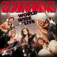 World Wide Live: 50th Band Anniversary by Scorpions