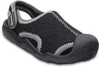 Crocs Kids' Boys and Girls Swiftwater Sandal