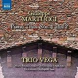 Martucci: Piano Trios No 1 & 2 - Trio Vega