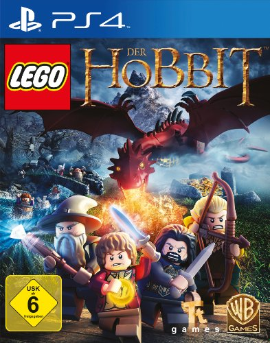 LEGO Der Hobbit - [PlayStation 4]