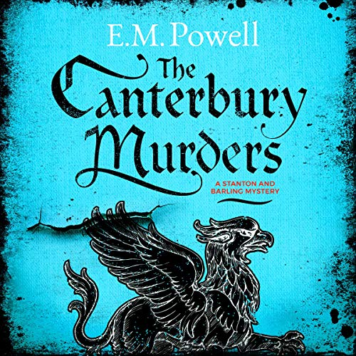The Canterbury Murders Titelbild