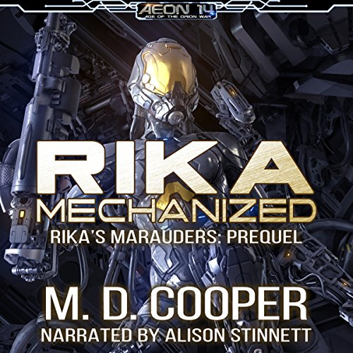 Rika Mechanized: A Rika Prequel audiobook cover art