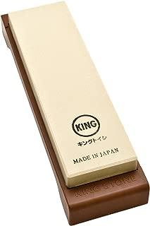 Japanese King Knife Sharpener Whetstone Grit 6000 HT-43/S-45