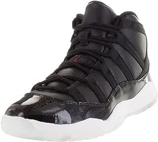Nike Jordan Kids Jordan 11 Retro Bp Black/Gym Red/White/Anthracite Basketball Shoe 13 Kids US