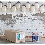 Mapestop Mapei Kit Diffusion per barriere chimiche contro umidità di risalita...