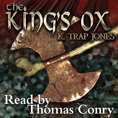 The King's Ox audiobook cover art