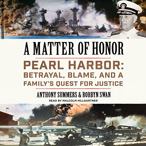 A Matter of Honor cover art
