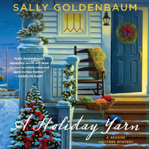 A Holiday Yarn cover art