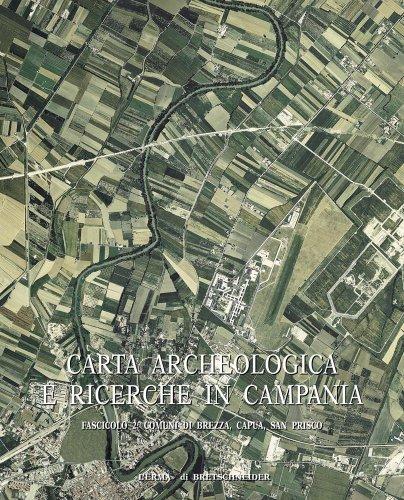 Carta archeologica e ricerche in Campania: 15\2