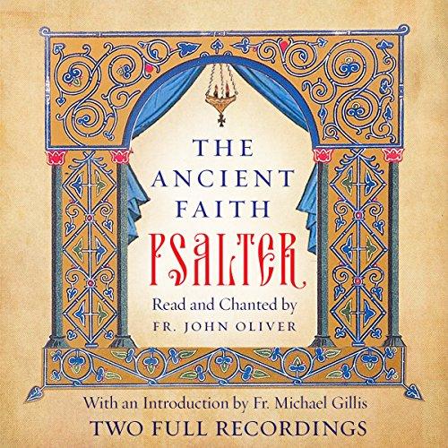 The Ancient Faith Psalter cover art
