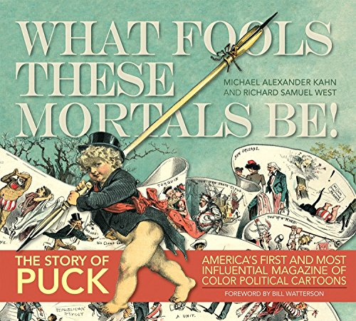 Image of Puck: What Fools These Mortals Be